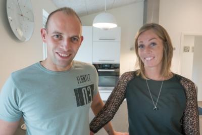 Maja og Nicolai - Alterna Huse