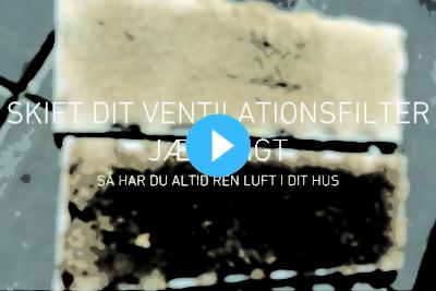 Alterna Huse Ventilationsanlæg